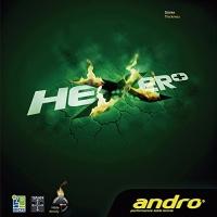 Накладка для настольного тенниса ANDRO Hexer Plus