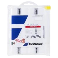 Обмотка для ручки Babolat Overgrip VS Original x12 White 654010
