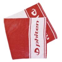 Полотенце Phiten Bath Towel 60x120 TU514 Red