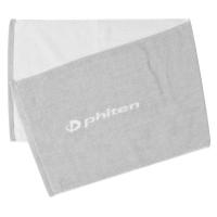 Полотенце Phiten Sports Towel 34x100 Grey