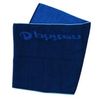 Полотенце Phiten Bath Towel 60x120 TU530 Blue
