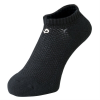 Носки спортивные Phiten Socks Sport Short Black