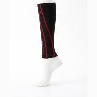 Гетры Phiten X30 SL536 x2 Black/Red