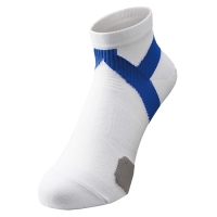 Носки спортивные Phiten Socks Socking AL9052 White/Blue