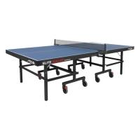 Стол для настольного тенниса Stiga Indoor Elite Roller Advance Blue