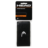 Напульсник Head Wristband 5 Long 285065 x2 Black