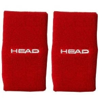 Напульсник Head Wristband 5 Long x2 Red
