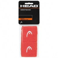 Напульсник Head Wristband 2.5 Short 2016 x2 Coral