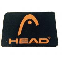 Коврик 60x40 cm Head Black/Orange