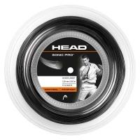 Струна для тенниса Head 200m Sonic Pro 281128 Black