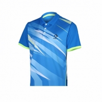 Поло Kumpoo Polo Shirt Boy KWS-1047 Blue