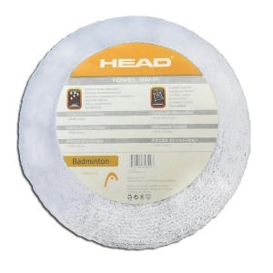 Обмотка для ручки Head Grip Towel Badminton 12m White 205346