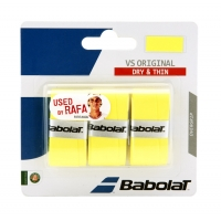 Овергрип Babolat Overgrip VS Original x3 653040 Yellow