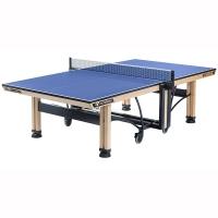 Стол для настольного тенниса Cornilleau Professional Competition 850 Wood ITTF Blue