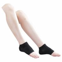 Носки спортивные Phiten Socks Ti (Ti+Ag) Heel type Black