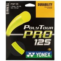 Струна для тенниса Yonex 12m Polytour Pro PTGP 125 Yellow