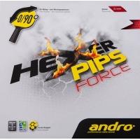 Накладка для настольного тенниса ANDRO Hexer Pips Force