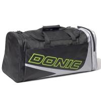 Сумка спортивная Donic Prime L Black/Grey