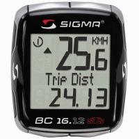 Велокомпьютер Sigma BC 16.12 STS