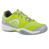 Кроссовки Head Junior Sprint Evo 275206 Grey/Green