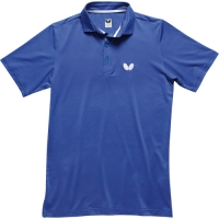 Поло Butterfly Polo Shirt M Bamboo Blue