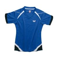 Поло Butterfly Polo Shirt W Kido Blue