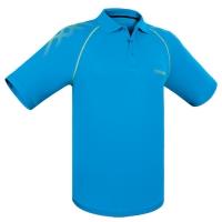 Поло Tibhar Polo Shirt M Triple X Cyan