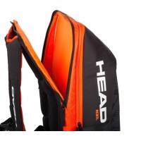 Рюкзак Head Rebel Backpack Black/Orange