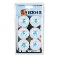 Мячи для настольного тенниса Joola Rossi Champ x6 44300 White
