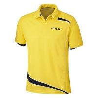 Поло Stiga Polo Shirt M Discovery 1854-2348 Yellow/Blue