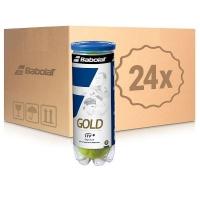 Мячи для большого тенниса Babolat Gold Pet Box x72 501043
