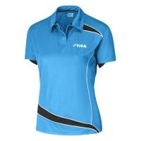 Поло Stiga Polo Shirt W Discovery Cyan