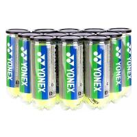 Мячи для большого тенниса Yonex Team 3b Box x72