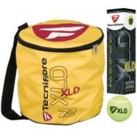 Мячи для большого тенниса Tecnifibre XLD Polybag x144