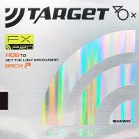Накладка для настольного тенниса SANWEI Europe Target 40+ FX