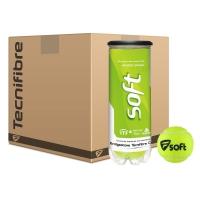 Мячи для большого тенниса Tecnifibre Green TF Soft Box x72