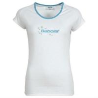 Футболка Babolat T-shirt JG Traning Basic 42F1572 White
