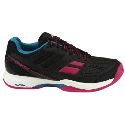 Кроссовки Babolat Pulsion Clay W Gray/Pink 31S16633