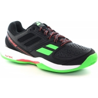 Кроссовки Babolat Pulsion Clay Men Gray/Red