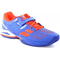 Кроссовки Babolat Propulse All Court M 30S16208 Cyan/Red