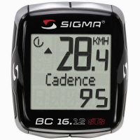 Велокомпьютер Sigma BC 16.12 STS Cad
