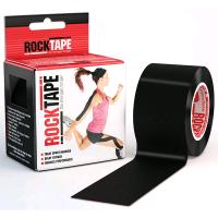 Тейп RockTape Classic 50x5000mm Black