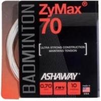 Струна для бадминтона Ashaway 10m Zymax 70 Prepacked White