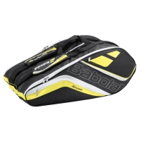 Чехол 10-12 ракеток Babolat Team Line 751120 Black/Yellow
