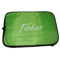 Чехол для ракеток Tibhar Square Single Metro Black/Green