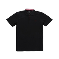 Поло Kumpoo Polo Shirt KWS-1051M Black