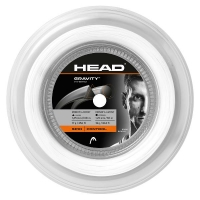Струна для тенниса Head 200m Gravity Hybrid 108m/92m 281134 White