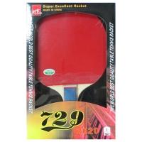 Ракетка для настольного тенниса Friendship 729 2020
