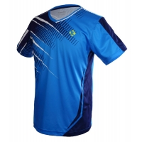 Футболка Kumpoo T-shirt KWS-1113 M Blue