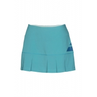 Юбка Babolat Skirt W Perfomance 2WS16081 Turquoise